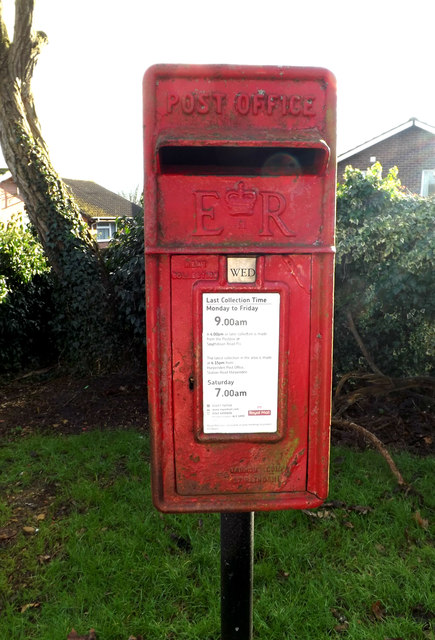 Welbeck Rise Postbox