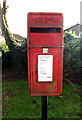 TL1412 : Welbeck Rise Postbox by Adrian Cable