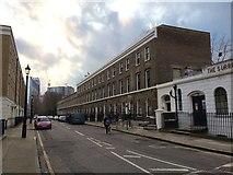 TQ3279 : Falmouth Road, Borough by Chris Whippet