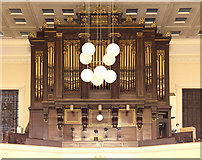 TQ2982 : St Pancras, Euston Road, NW1 - Organ by John Salmon