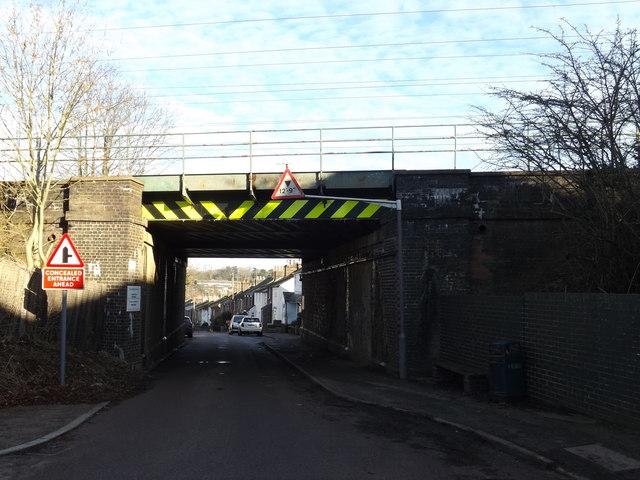 Cravells Road & Cravells Road Railway Bridge