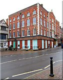 SO7875 : The former HSBC Bank, 15 Load Street, Bewdley, Worcs by P L Chadwick