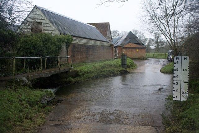 Clapper's Farm Ford