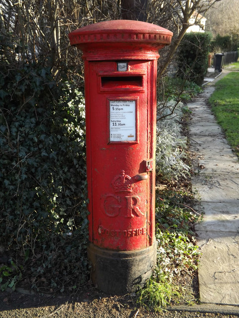 East Common George V Postbox