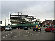 TA2609 : New office building on Cartergate by Steve  Fareham