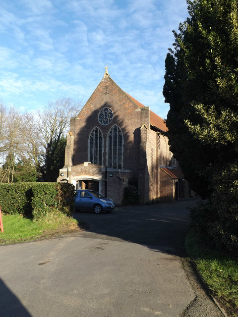 St.John the Baptist Church, Harpenden