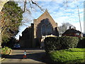 TL1413 : St.John the Baptist Church, Harpenden by Adrian Cable