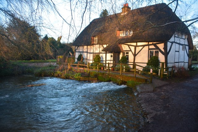 Ford at New Alresford