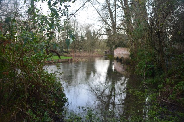 Ford at Abbots Worthy