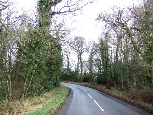 A bend in Walworth Road, Walworth Gate