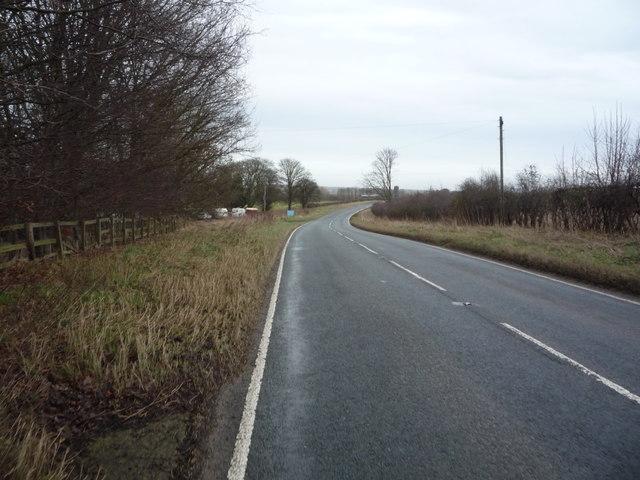 A1039, West Flotmanby