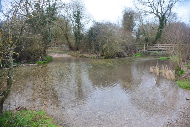 Ford at Winterbourne Earls