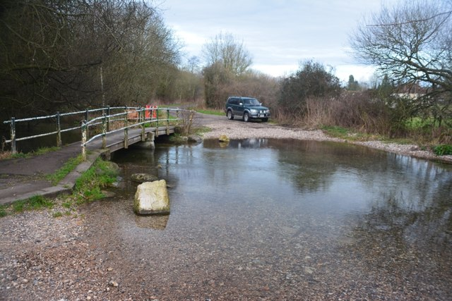 Winterbourne Earls Ford