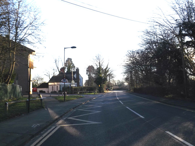Sun Lane, Harpenden