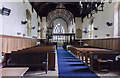 SK7654 : Interior, St Michael's church, Averham by Julian P Guffogg