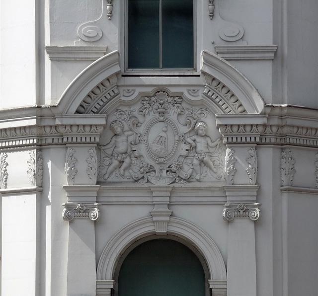 Detail of 59.5 Southwark Street