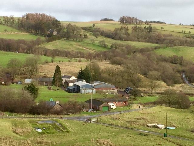 Aber-Henwenfawr Farm