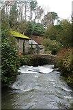 SH7972 : Afon Hiraethlyn by Richard Hoare
