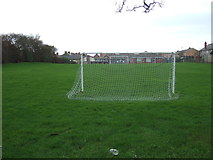TA1181 : School playing field off Scarborough Road, Filey by JThomas