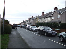 TA1181 : Grove Road, Filey by JThomas
