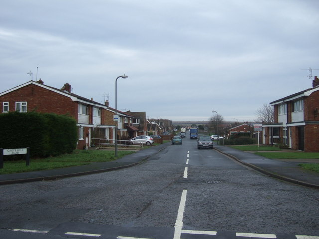 Grove Hill Road, Filey