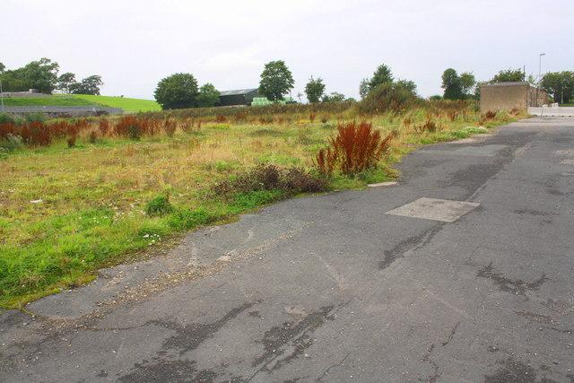 Site of Fernbank Mill