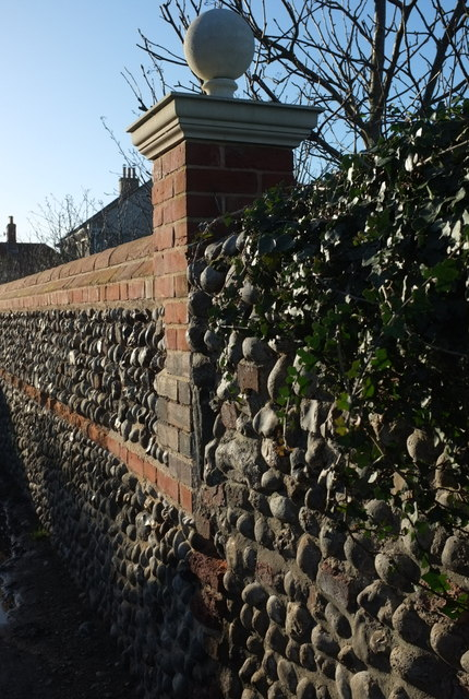 Wall, Cley Next The Sea