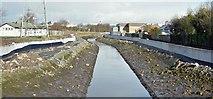 J3674 : Connswater path works, Belfast - January 2016(2) by Albert Bridge