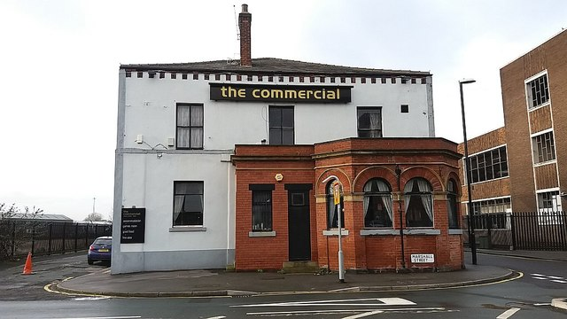 99ad8a53bb76 The Commercial pub, Sweet Street, Leeds © Stephen Craven :: Geograph ...