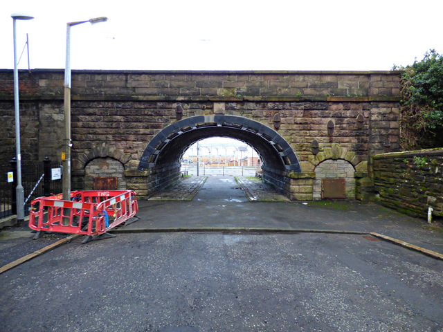 Mary Street railway arch