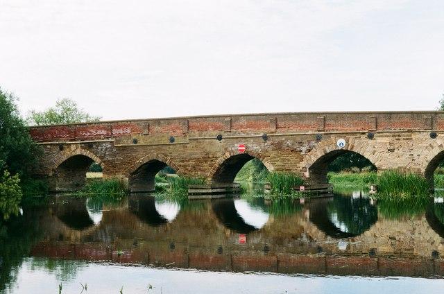Great Barford bridge again