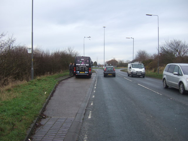 Bus shelter on the A165, Gristhorpe