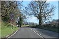 SK6451 : Southwell Road near Deer Leap by J.Hannan-Briggs