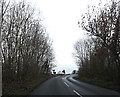 TM1154 : B1078 Needham Road, Coddenham by Geographer
