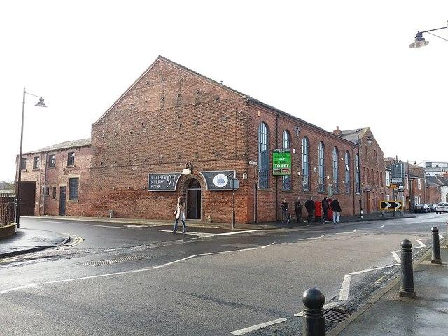 Matthew Murray House, 97 Water Lane, Leeds