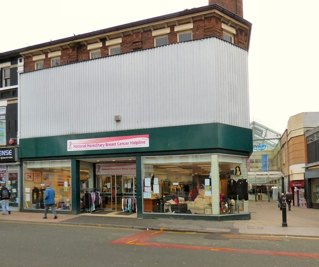 The National Hereditary Breast Cancer Helpline Charity Shop