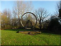 NZ2870 : Winding Wheel, Killingworth High Pit by Anthony Foster