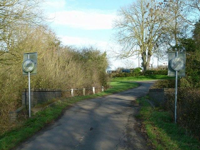 Bridge near Whissendine Station
