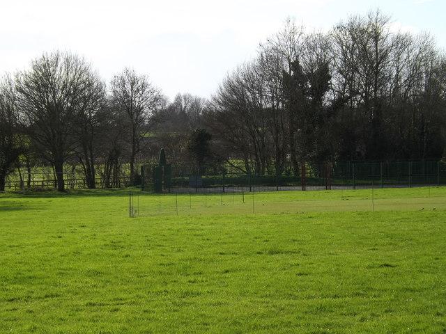 Earl Stonham Tennis Court