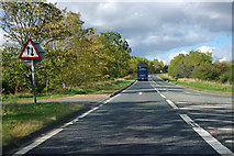 SE4499 : A172 connection from and to northbound A19 by Robin Webster