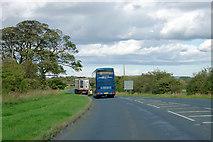 NZ5005 : A172 near Carlton in Cleveland by Robin Webster