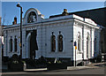 TL3540 : Royston: former Court House by John Sutton