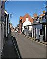 TL3540 : Royston: King Street by John Sutton