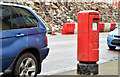 J3374 : Pillar box (BT15 331), York Street, Belfast (January 2016) by Albert Bridge