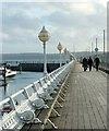 SX9163 : Princess Pier, Torquay by Derek Harper
