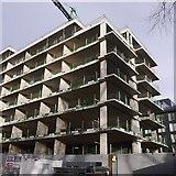 NT2572 : Quartermile construction by Richard Webb