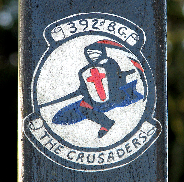"In commemoration of ""The Crusaders"""