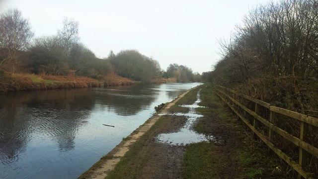 Bolton arm, Manchester Bolton & Bury Canal