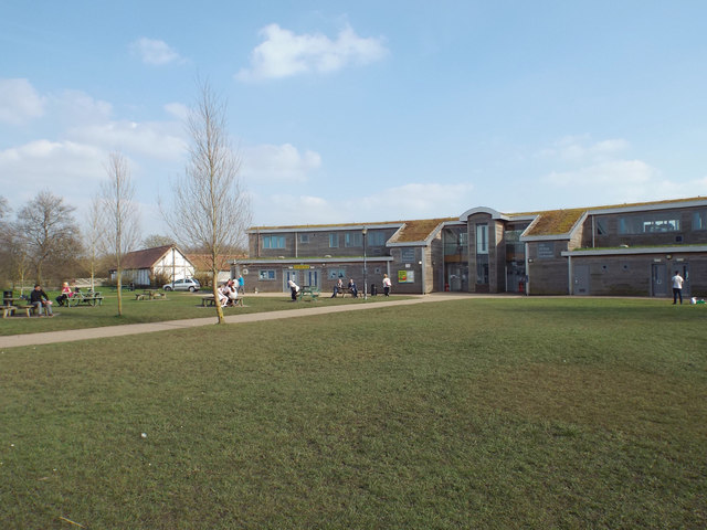 Innovation Centre, Chasewater country park