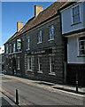 TL3540 : Royston: The Old Bull Inn by John Sutton